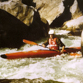 1986 Kayaking trip with Bogdan and his friends